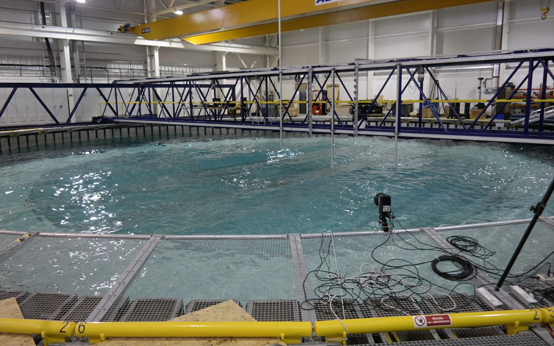 Tanktests of the Symphony wave energy converter