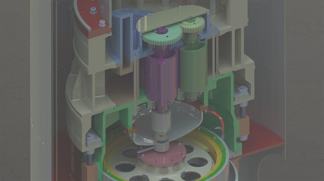 Symphony Turbine prototype